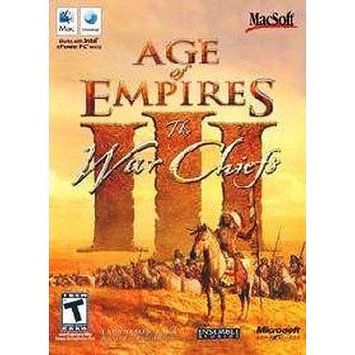 Macsoft Age of Empires 3: The Warchief Expansion Pack