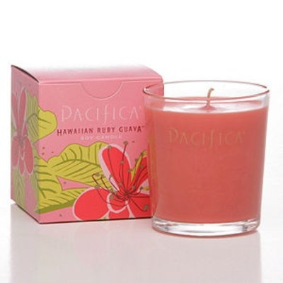 Pacifica Soy Candle, Hawaiian Ruby Guava, 5.5 oz