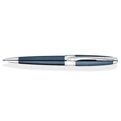 Cross Apogee Ballpoint Pen Frosty Steel