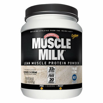 Muscle Milk Cookies 'N Creme Lean Muscle Protein Powder