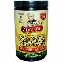 Anutra Omega 3 Antioxidants Fiber and Complete Protein Whole Grain 16 oz