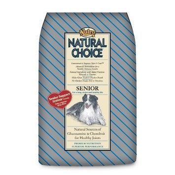 Natural Choice Dog Natural Choice Senior Dog Food, 5-Pound