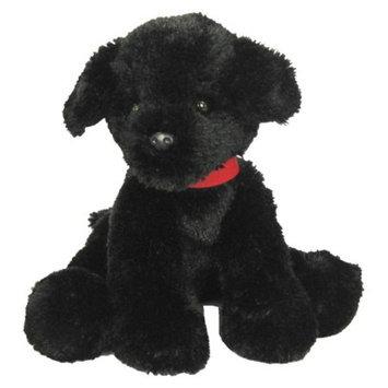 First & Main Pup-E-Dog Plush Toy - Black (7