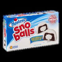 Hostess Sno Balls