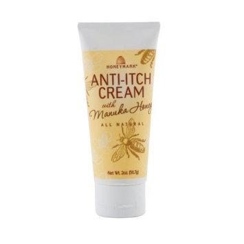 Honeymark Anti-Itch Cream, Honey Manuka, 2-Ounce Plastic Tube