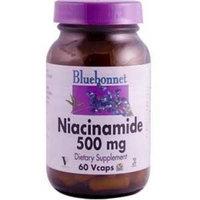 Bluebonnet - Niacinamide 500 Mg - 60 VegCaps