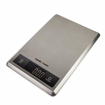 Health O Meter Stainless Steel Kitchen Scale 11 Pound/5000 Gram