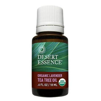 Desert Essence Organic Lavender & Tea Tree Oil