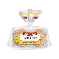 Pepperidge Farm® Deli Flats Calorie Thin Rolls  Whole Grain White Pre-sliced Rolls