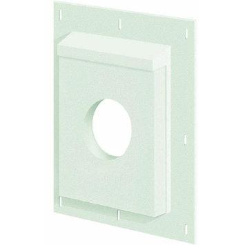 SturdiMount 11.6-in x 14.25-in Trim White Fiber Cement Mounting Block 3SMU811TW4