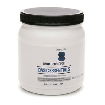 Twinlab Bariatric Support Bariatric Support Basic Essentials Dietary Supplement Powder