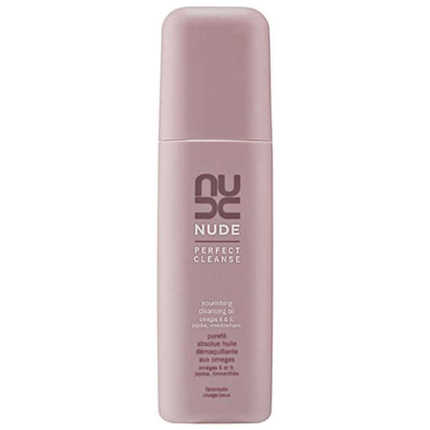 NUDE Skincare Perfect Cleanse Nourishing Cleansing Oil 3.4 oz