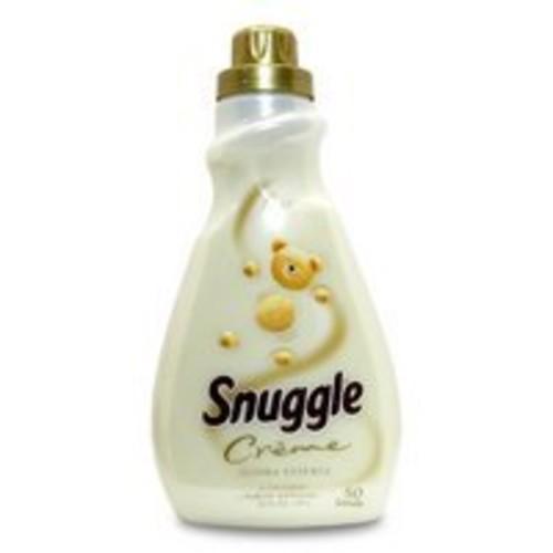 Snuggle Liquid Fabric Softener, Creme Jojoba Essence, 50 oz