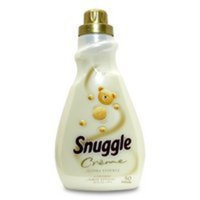 Snuggle Liquid Fabric Softener, Creme Jojoba Essence, 50 oz