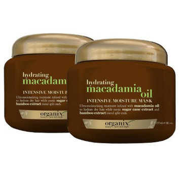 OGX® Hydrating Macadamia Oil Intensive Moisture Hair Mask
