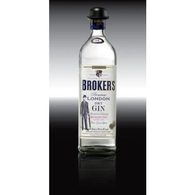 HOOD RIVER DISTILLERS INC. Brokers Gin London Dry 750ML