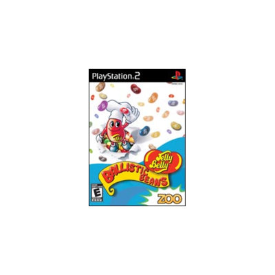 Zoo Games Jelly Belly: Ballistic Beans