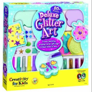 Creativity For Kids Creativity for Kids Deluxe Glitter Art
