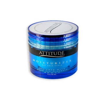 Attitude Line Men's Moisturizer for Daily Treatment, 5-Ounce