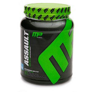 MusclePharm Assault Pre-Performance Amplifier