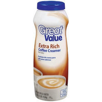 Great Value: Non-Dairy Extra Rich Creamer, 16 Oz