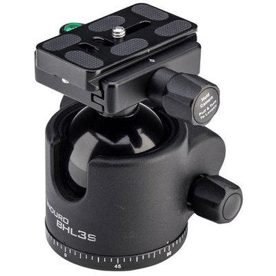 Induro BHL3S Ballhead with PU70 Arca-Swiss Style Camera Plate
