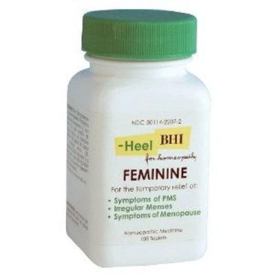 Heel BHI, Feminine, 100 Tablets