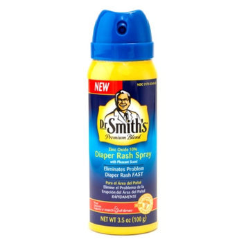 Dr. Smith's Diaper Rash Spray, 3.5 oz