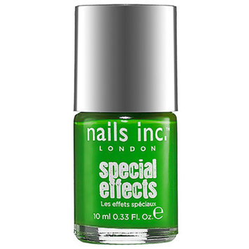 nails inc. Special Effects Neon Crackle Top Coat