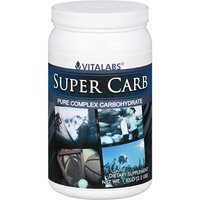 VITALABS, INC Vitalabs Super Carb Pure Complex Carbohydrate