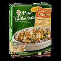 Marie Callender's Comfort Bakes Chicken & Rice Savory