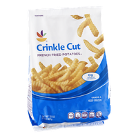 Ahold Crinkle Cut French Fried Potatoes
