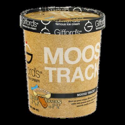 Giffords's Famous Ice Cream Moose Tracks