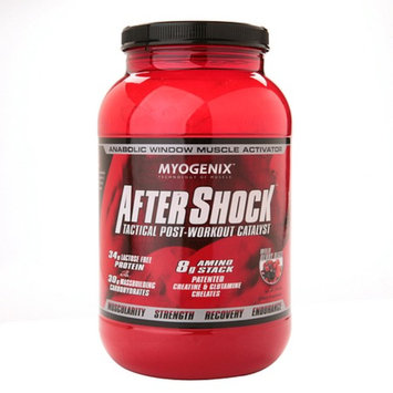 Myogenix After Shock Tactical Post-Workout Catalyst