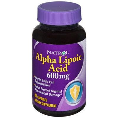 Natrol Alpha Lipoic Acid