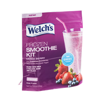 Welch's® Frozen Smoothie Kit Mixed Berry