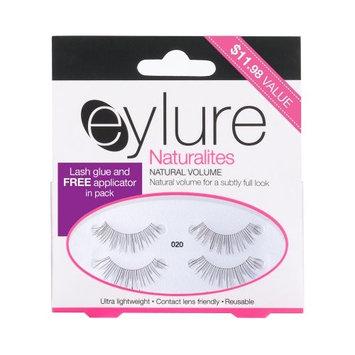 Eylure Naturals Multipack Eyelashes, 020, 2 Count