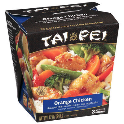 Tai Pei Orange Chicken, 12 oz