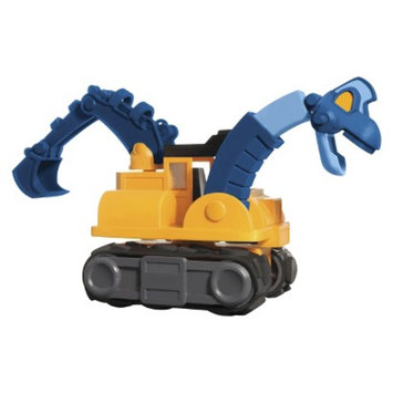 Educational Insights Dino Construction Boom Brachiosaurus Backhoe