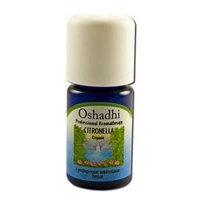 Oshadhi - Essential Oil, Citronella Organic Java Type, 10 ml