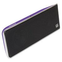 DreamGear i.Sound GoSonic Rechargeable Speaker - Purple (ISOUND-5232)