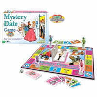 Winning Moves Mystery Date Ages 8+, 1 ea