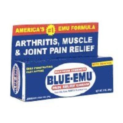 Blue-Emu Maximum Strength Formula Pain Relief Cream - 3 oz