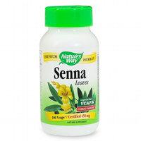Nature's Way Senna Leaves