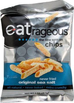 Eatrageous All Natural Chips Original Sea Salt 1 oz