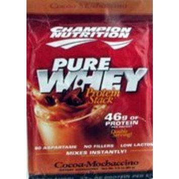 Champion Nutrition Pure Whey Protein Stack Vanilla 60 pckts
