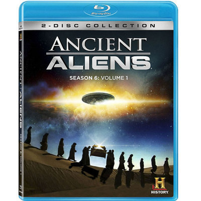 Ancient Aliens: Season 6 - Volume 1 (Blu-ray) (Widescreen)