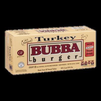 Bubba Burger Turkey - 8 CT