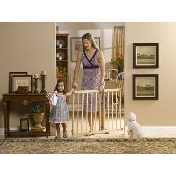 GMI GuardMaster III 477 Tall Wood Slat Swing Baby and Pet Gate