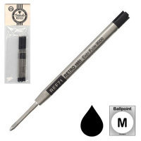 Retro 51 Easy Flow 9000 Ballpoint Refill 3 Pack Black